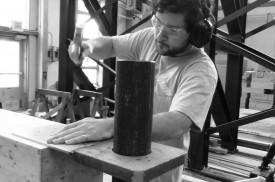 Jérôme Choquette, étudiant MSc, Sciences du bois