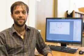 Richard Gagnon, étudiant PhD, Génie mécanique