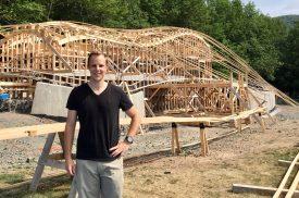 Philippe Charest, étudiant PhD, Architecture