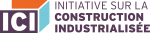 Logo Initiative sur la construction industrialisée